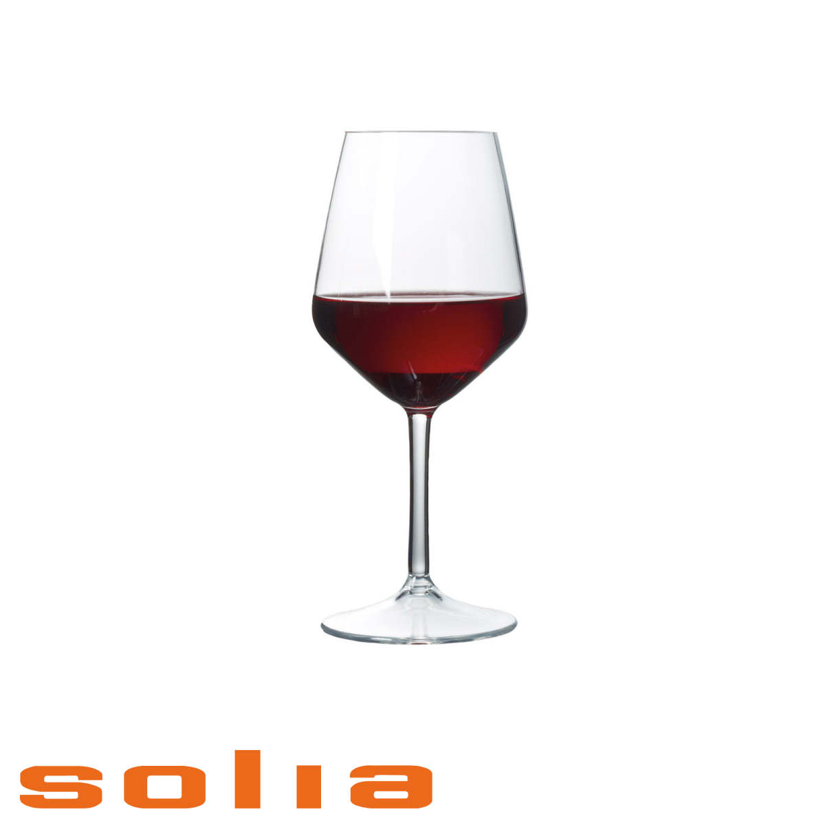 Solia Oenology Catering Plastic Wine Cup