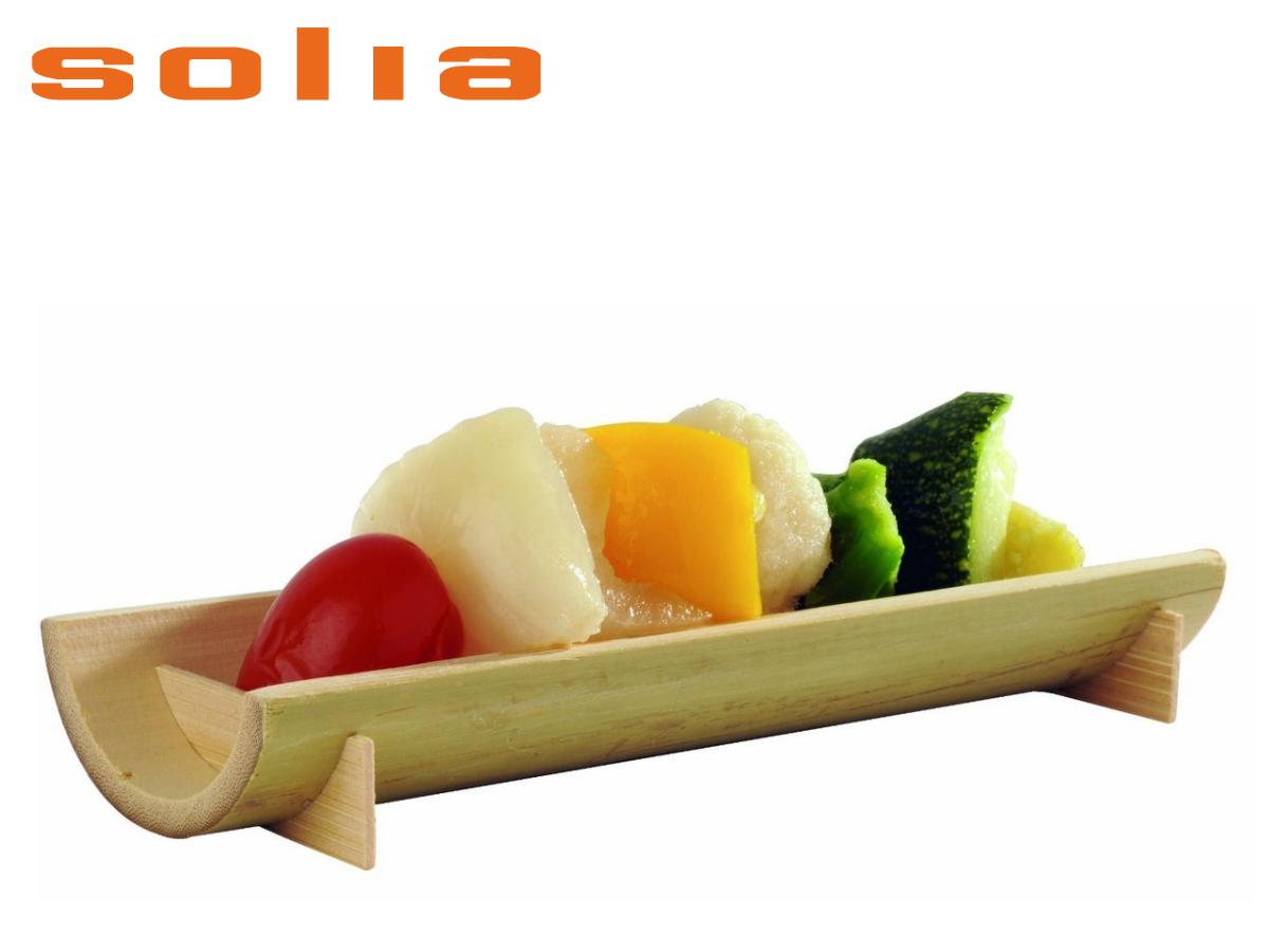 "Bamboo Large Tokyo 5.9"" Sushi Plate"
