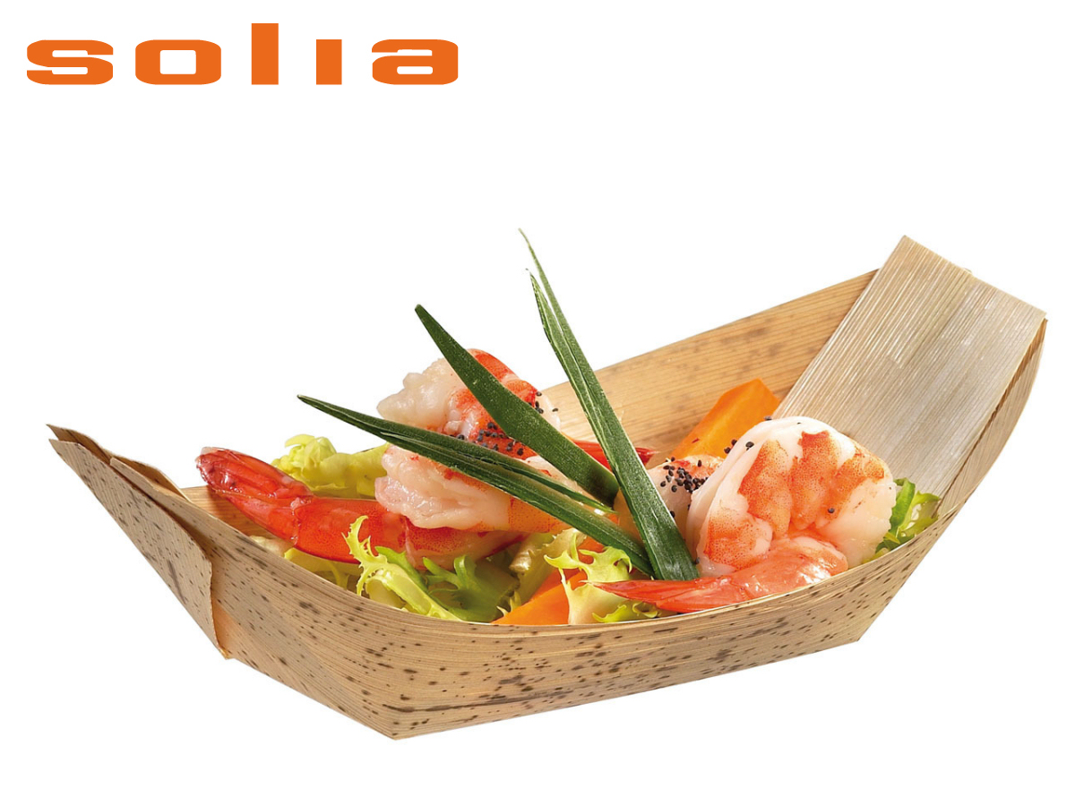 Solia USA Disposable Catering Supply